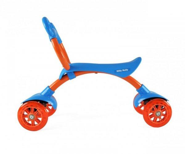 Rowerek biegowy jeździk Orion Flash Blue-Orange