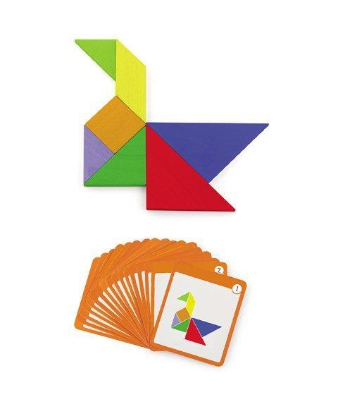 Magnetyczny tangram Viga