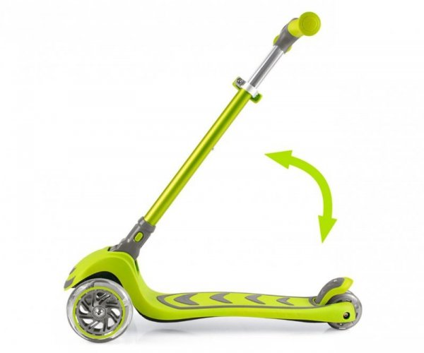 Hulajnoga Scooter Boogie Pink Milly Mally