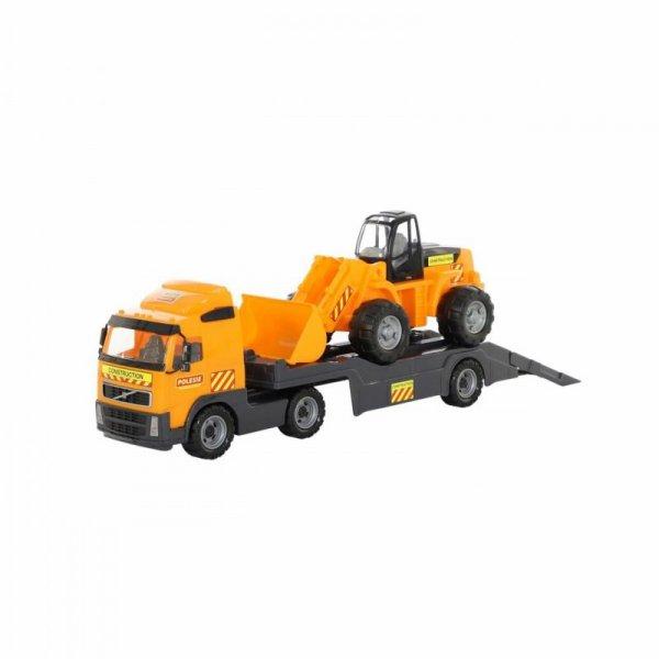 Samochód-holownik Volvo traktor-ładowarka WADER