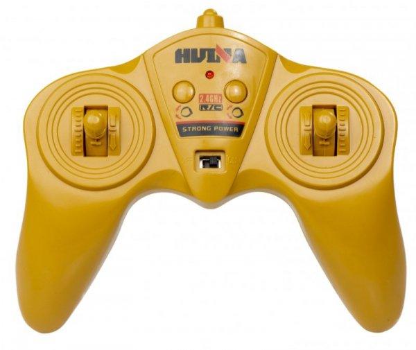 Zdalnie sterowany Spychacz Pług RC H-Toys 1586 6CH 2.4Ghz 1:18