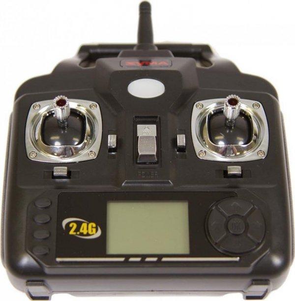 Dron RC SYMA X5C 2,4GHz Kamera HD