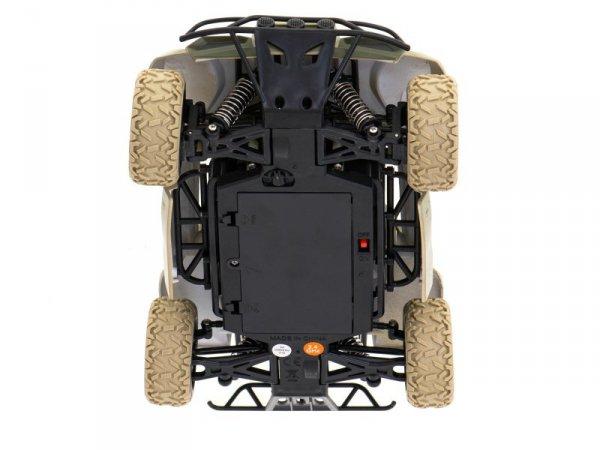 Auto zdalnie sterowane RC Racing Rally 2.4Ghz 4WD pustynny 1:18