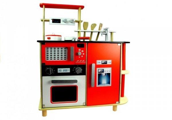 Kuchnia drewniana 78cm Zosia + Akcesoria Kuchenne