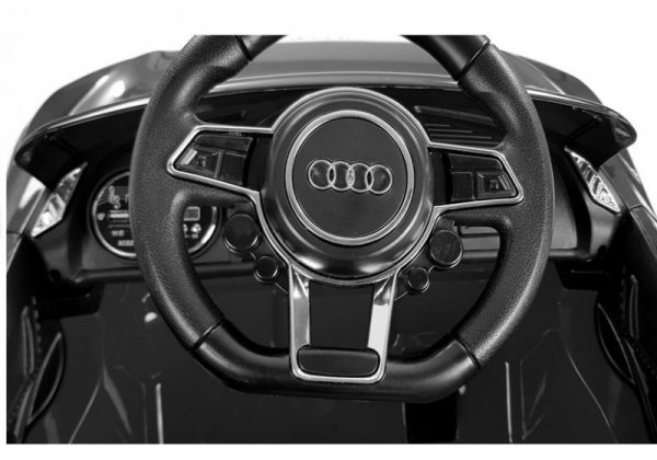 Auto na Akumulator Audi R8 Spyder Biały