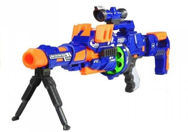 Pistolet Karabin na Miękkie Kulki Blaze Celownik