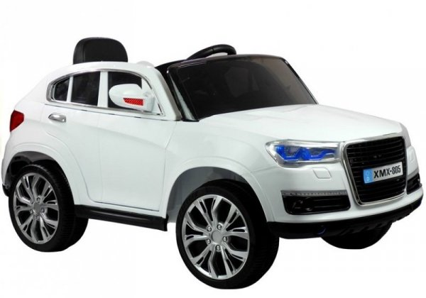 Auto na akumulator XMX805 Białe