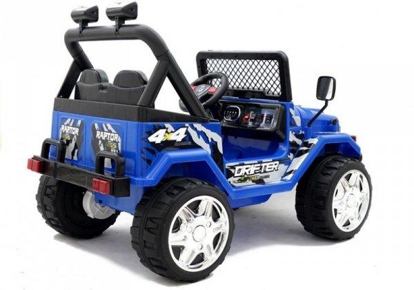 Auto na akumulator S618 EVA Niebieski