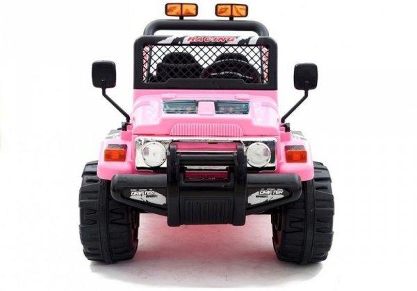 Auto na akumulator S618 EVA Różowy