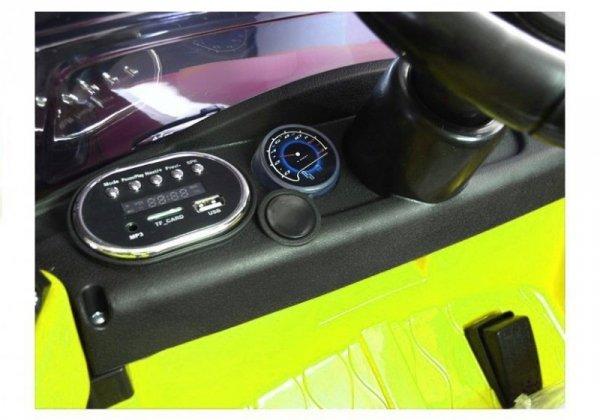 Auto na Akumulator HL1638 Zielone