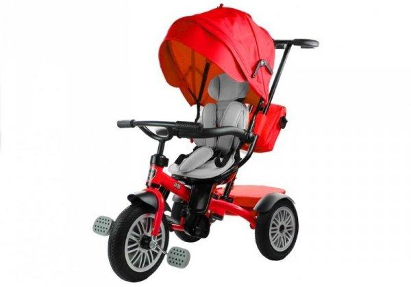 Rower Trójkołowy PRO800 Czerwony