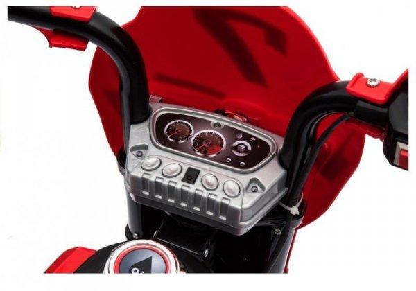 Motor na Akumulator Cross BDM0912 Czerwony