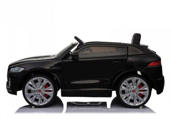 Auto na Akumulator Jaguar F- Pace Czarny Lakier