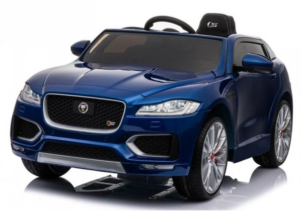 Auto na Akumulator Jaguar F- Pace Niebieski Lakier