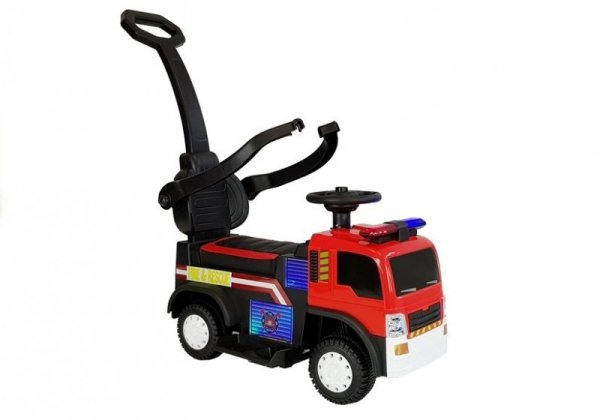 Jeździk Auto na Akumulator JC008 Czerwony 5w1