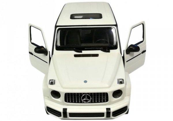 Zdalnie Sterowany Mercedes G63 Rastar R/C Biały
