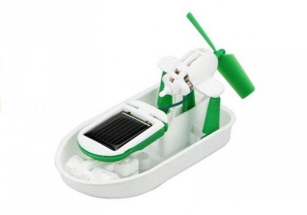 Edukacyjny Zestaw Robot Solarny 6 w 1 SOLAR KIT