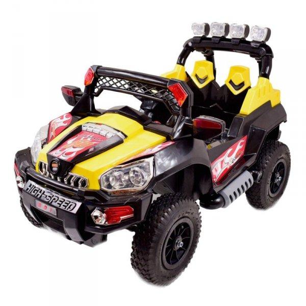 Mocny SUV Ginnasio  na akumulator pompowane koła, kluczyk