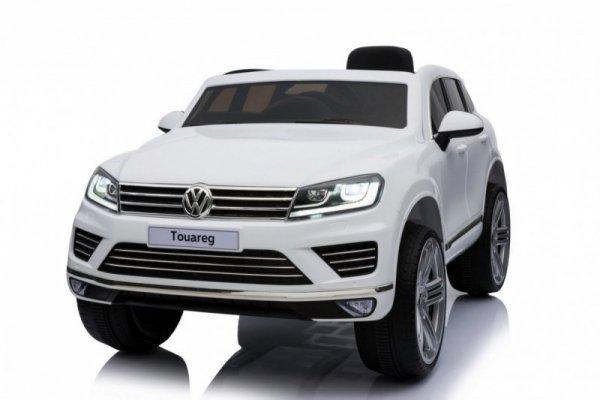 Auto na akumulator Volkswagen Touareg Lakierowny Biały