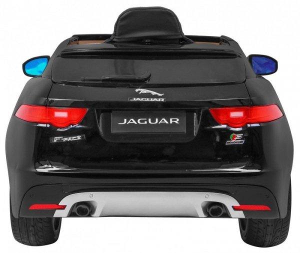 Auto na akumulator Jaguar F-Pace Czarny