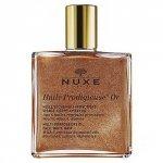 NUXE Huile Prodigieuse Or Multi Purpose Dry Oil Face Body Hair suchy olejek do twarzy, ciała i włosów dla kobiet 50ml