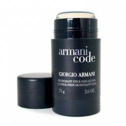 GIORGIO ARMANI Black Code dezodorant w sztyfcie dla mężczyzn 75g