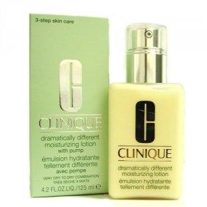 CLINIQUE Dramatically Different Moisturizing Lotion+ krem do twarzy dla kobiet do skóry suchej i mieszanej 125ml