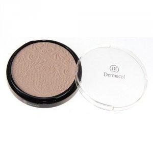 DERMACOL Invisible Fixing Powder puder matujący dla kobiet 13g (Natural)
