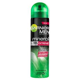 GARNIER Mineral Men Extreme dezodorant dla mężczyzn 150ml
