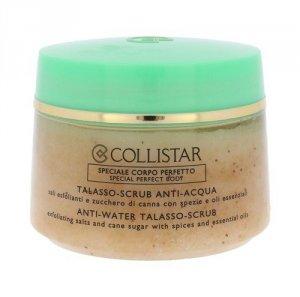 COLLISTAR Anti-Water Talasso scrub rewitalizująca sól-peeling do ciała 700g
