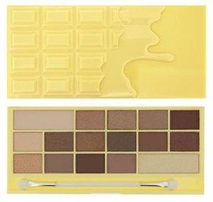 MAKEUP REVOLUTION Naked Chocolate paleta 16 cieni 22g