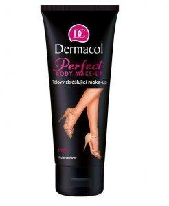 DERMACOL Body Make-Up Perfect samoopalacz dla kobiet 100ml (Ivory)
