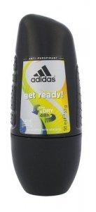 ADIDAS Get Ready! For Him 48H dezodorant roll-on dla mężczyzn 50ml