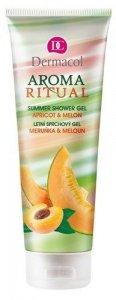 DERMACOL Aroma Ritual Apricot & Melon żel pod prysznic dla kobiet 250ml