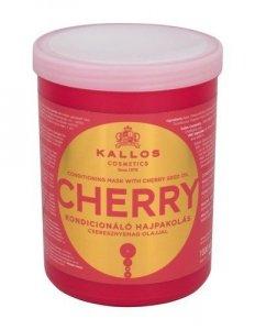 KALLOS COSMETICS Cherry maska do włosów suchych dla kobiet 1000ml