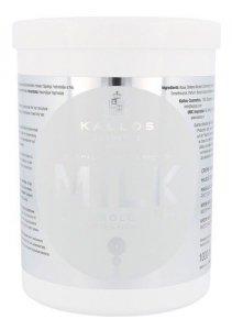 KALLOS COSMETICS Milk maska do włosów dla kobiet 1000ml