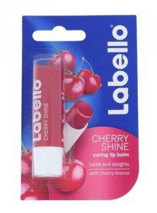 LABELLO Cherry Shine balsam do ust dla kobiet 5,5ml