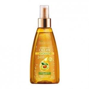 BIELENDA Awokado 3w1 drogocenny olejek do ciała twarzy i włosów 150ml