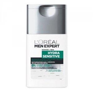 L'OREAL Men Expert Hydra Sensitive balsam po goleniu z wyciągiem z brzozy dla skóry wrażliwej 125ml