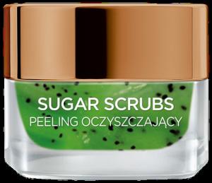 L'OREAL Sugar Scrubs peeling oczyszczający do twarzy 50ml