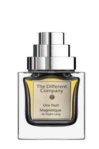 THE DIFFERENT COMPANY Une Nuit Magnetique woda perfumowana unisex 50ml