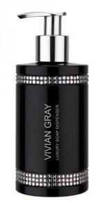 VIVIAN GRAY Black Crystals Luxury Creme Soap mydło w płynie 250ml