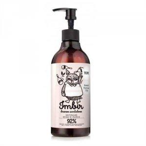 YOPE Regenerating Liquid Soap regenerujące mydło w płynie Ginger & Sandalwood Tree 500ml