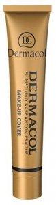 DERMACOL Make-Up Cover SPF30 wodoodporny podkład mocno kryjący dla kobiet 30g (odcień 224)