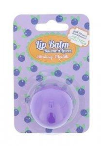 2K Fabulous Fruits Lip Balm balsam do ust dla kobiet 5g (Blueberry)