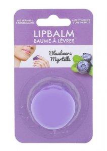 2K Lip Balm Fabulous Fruits balsam do ust dla kobiet 5g (Blueberry)