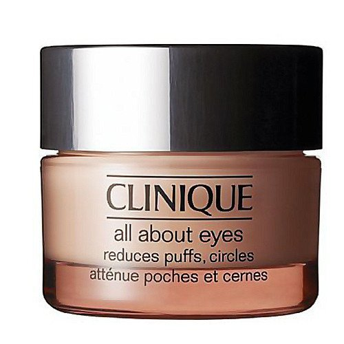 CLINIQUE All About Eyes All Skin krem pod oczy dla kobiet 15ml