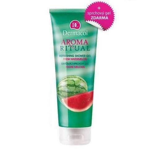 DERMACOL Aroma Ritual Shower Gel Watermelon żel pod prysznic dla kobiet 250ml