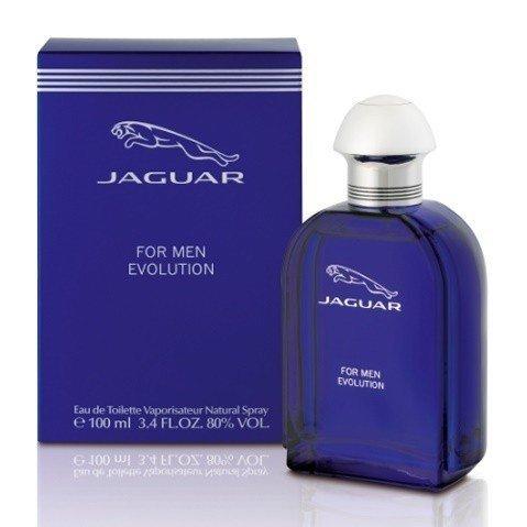 JAGUAR for Men Evolution woda toaletowa dla mężczyzn 100ml