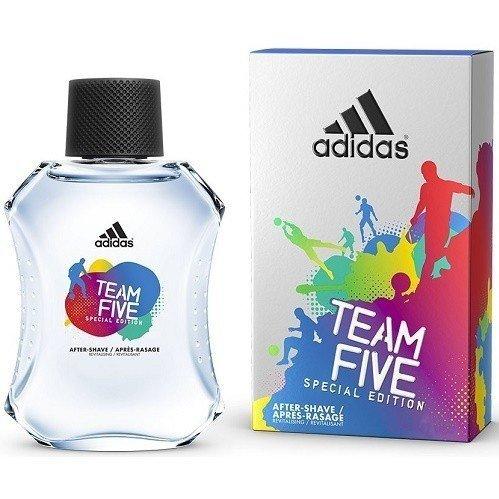 ADIDAS Team Five woda po goleniu dla mężczyzn 100ml